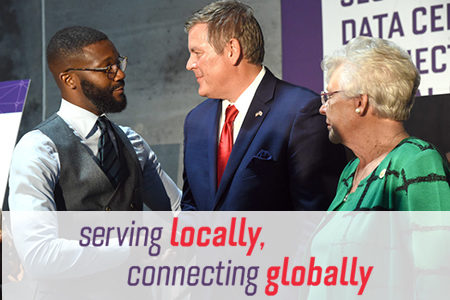 DC BLOX: Serving Locally, Connecting Globally